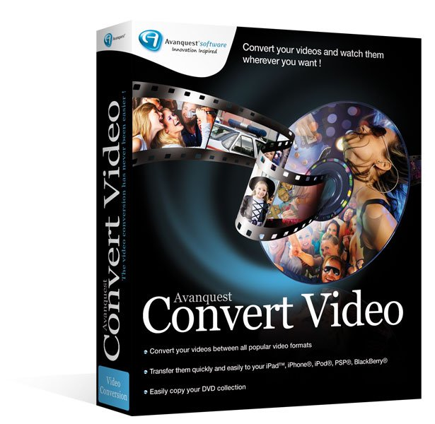 Avanquest: Convert Video (English) (PC)