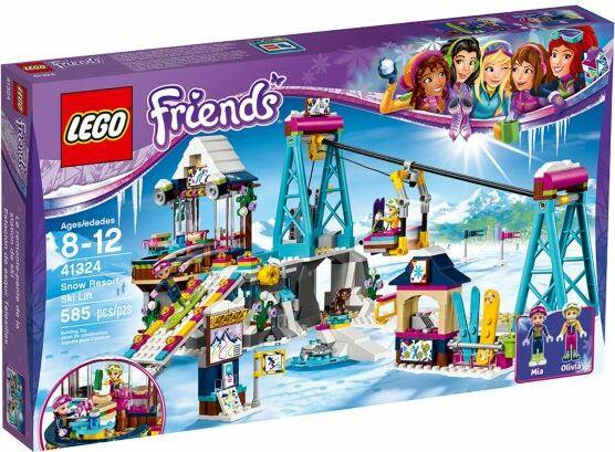 LEGO Friends - Snow Resort Ski Lift (41324)