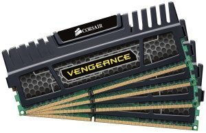 Corsair Vengeance black DIMM kit 64GB PC3-14900U CL9 (DDR3-1866) (CMZ64GX3M8A1866C9)
