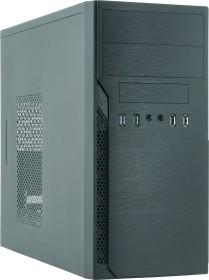 Chieftec Elox HO-12B black, 350W ATX (HO-12B-350GPB)