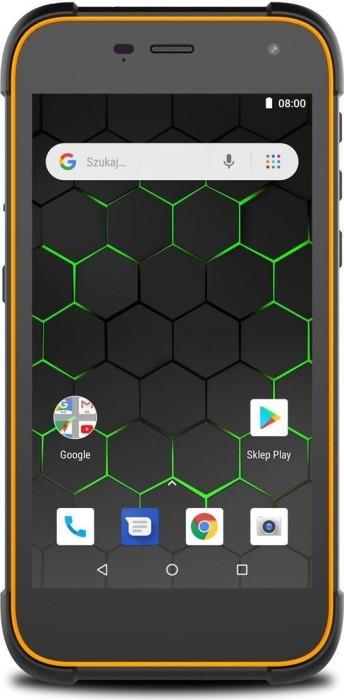 myPhone Hammer Active 2 schwarz/orange
