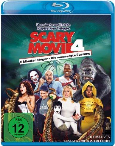 Scary Movie 4 (Blu-ray) -- via Amazon Partnerprogramm