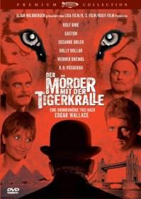 Edgar Wallace - Der Mörder mit der Tigerkralle