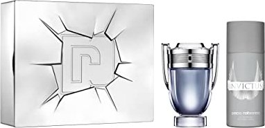 Paco Rabanne Invictus For Men Eau De Toilette 100ml Deodorant