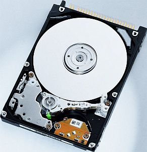 Toshiba MK4021GAS 40GB, IDE