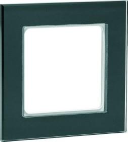 Peha Aura Rahmen 1fach, schwarz-anthrazit (D 20.571.57.21)