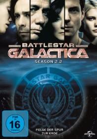 Battlestar Galactica Season 2.2 (DVD)