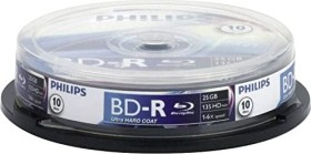 Philips BD-R 25GB 6x, 10-pack Spindle (BR2S6B10F/00)