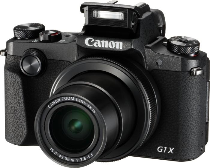 Canon PowerShot G1 X Mark III schwarz (2208C002)