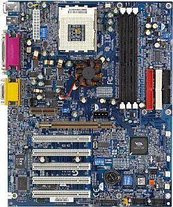 Gigabyte GA-7VTXH, KT266A (DDR)
