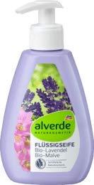 Alverde Lavendel Malve Flüssigseife, 300ml