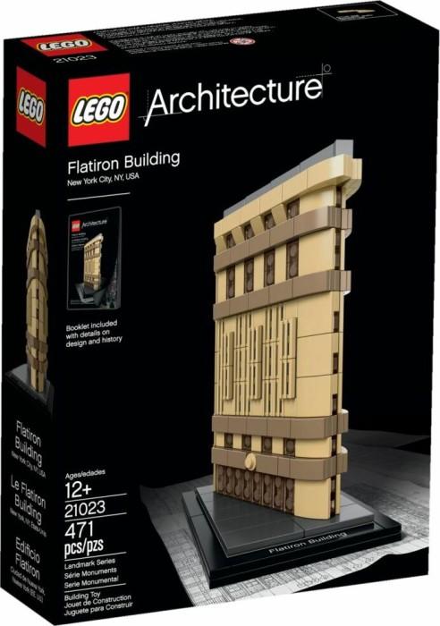 LEGO Architecture - Flatiron Building (21023)