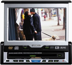 Kenwood KVT-920DVD