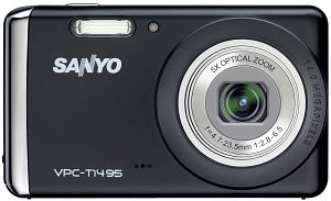 Sanyo Xacti VPC-T1495 black