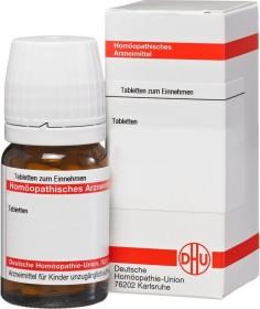 DHU Euphrasia D4 Tabletten, 80 Stück