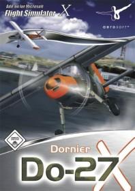Flight Simulator X - Dornier DO 27 X (Add-on) (PC)