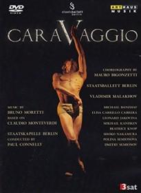 Caravaggio - Staatsballett Berlin (Blu-ray)