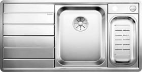 Blanco Axis III 6 S-IF InFino basin right incl. glass cutting board (522104)