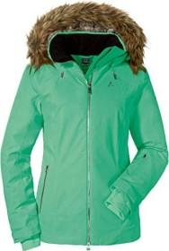 Schöffel Keystone 3 ski jacket green (ladies)
