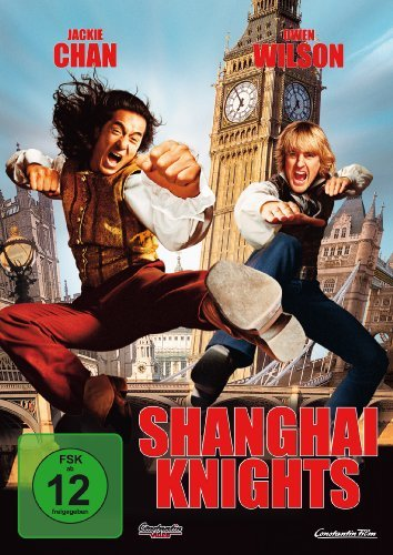 Shanghai Knights -- via Amazon Partnerprogramm