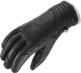 Salomon Native ski gloves black (ladies)