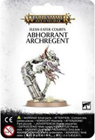 Games Workshop Warhammer Age of Sigmar - Flesh-Eater Courts - Abhorrant Archregent (99070207009)