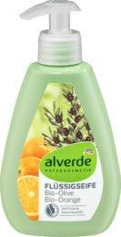 Alverde Olive Orange Flüssigseife, 300ml