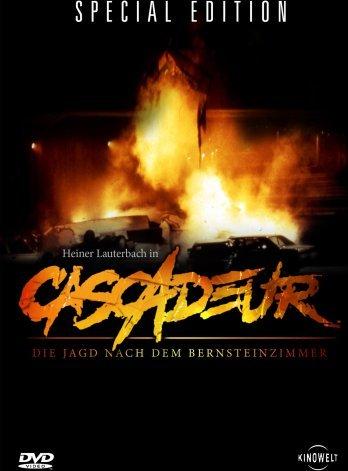 Cascadeur - Die Jagd nach dem Bernsteinzimmer -- via Amazon Partnerprogramm