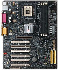 AOpen AX45-533 U2, SiS645DX (PC-2700 DDR) (91.88I10.221)
