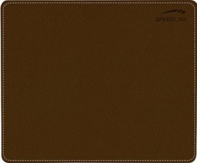 Speedlink Notary Soft Touch mousepad brown (SL-6243-LBR)