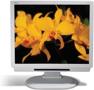"Acer AL1721ms silber, 17"", 1280x1024, analog/digital, Audio (ET.L0408.028)"
