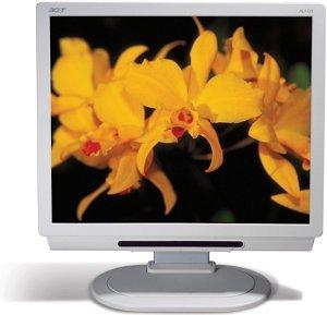 "Acer AL1721ms srebrny, 17"", 1280x1024, analogowy/cyfrowy, Audio (ET.L0408.028)"