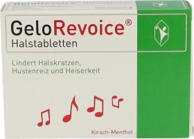 GeloRevoice Halstabletten Klassik Kirsch-Menthol, 60 Stück