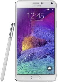 Samsung Galaxy Note 4 Duos N9100 weiß