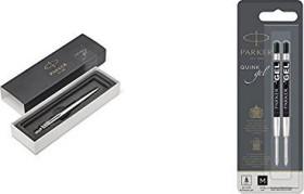 Parker Jotter gel Stainless Steel chrome trim, gel pen, in gift box (2020646)