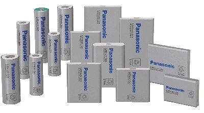 Panasonic UR18650E, 18650, Li-Ion, 3.6V, 2150mAh