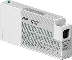 Epson Tinte T6369 schwarz hell (C13T636900)
