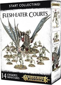 Games Workshop Warhammer Age of Sigmar - Flesh-Eater Courts - Start Collecting! Flesh-Eater Courts (99120207039)