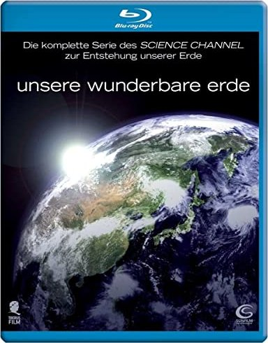 Unsere wunderbare Erde (Blu-ray) -- via Amazon Partnerprogramm