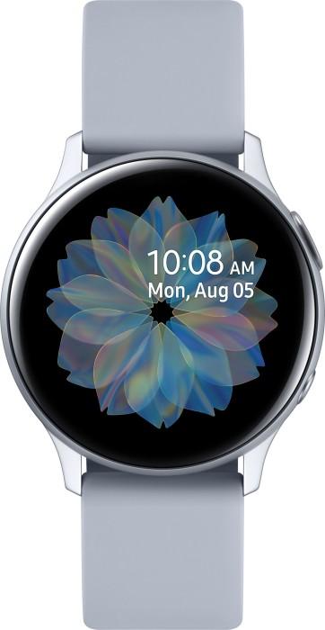 Samsung Galaxy Watch Active 2 R830 Aluminum 40mm silber