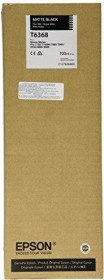 Epson Tinte T6368 schwarz matt (C13T636800)