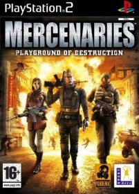 Mercenaries (PS2)