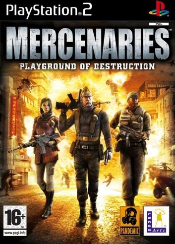 Mercenaries (German) (PS2) -- via Amazon Partnerprogramm