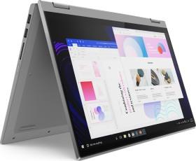 Lenovo IdeaPad Flex 5 14IIL05 Platinum Grey, Core i3-1005G1, 4GB RAM, 128GB SSD, DE (81X100LGGE)