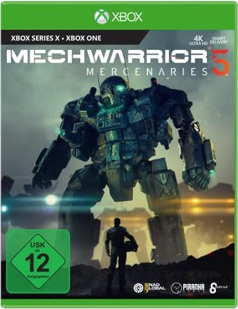 Mercenaries (German) (Xbox) -- via Amazon Partnerprogramm