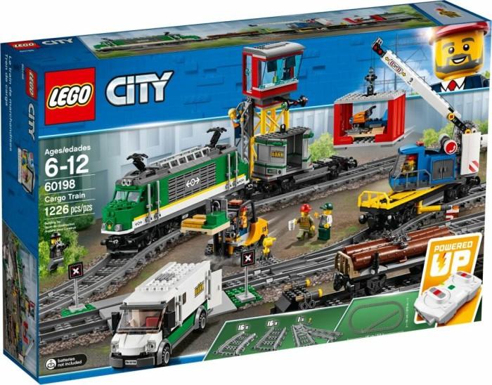 LEGO City - Freight Train (60198)