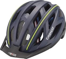 Casco Cuda 2 Helm blau/neongelb matt (04.1605)