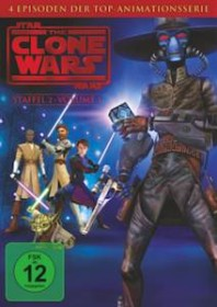 Star Wars: The Clone Wars Season 2.1 (DVD)