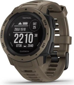 Garmin Instinct Tactical Edition hellbraun (010-02064-71)