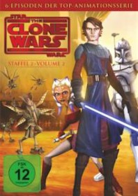 Star Wars: The Clone Wars Season 2.2 (DVD)